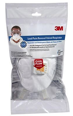 Lead Paint Removal Respirator