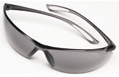 Feather Fit Gray-Tint Safety Glasses