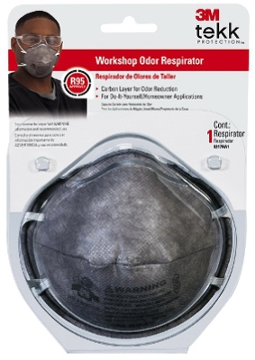 Workshop Odor Respirator