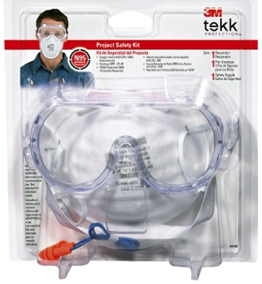 Tekk Protection Weekend Project Safety Kit