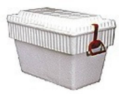 Senior Chest with Side Handles & Lid Lock, Styrafoam, 40-Qt.