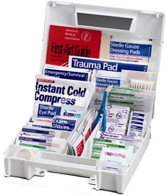 200-Piece  First Aid Kit