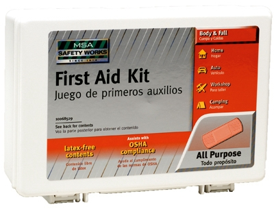 Small Travel First-Aid Kit