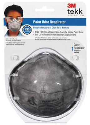 R95 Odor Latex Paint Respirator