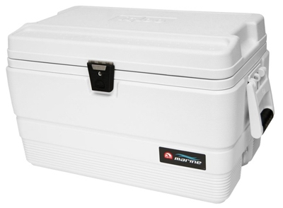 Marine Ultra 54 Cooler, 78-Can, White