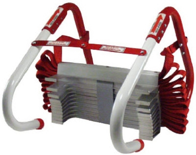 Emergency Escape Ladder, 25-Ft.