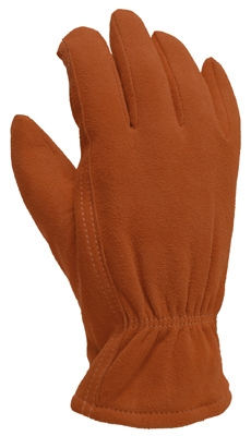 Deerskin Winter Gloves, Large