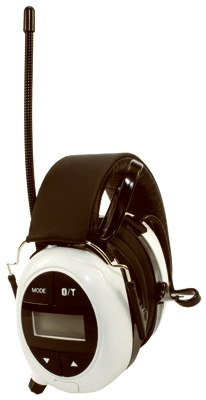 Bluetooth Digital AM/FM Earmuffs