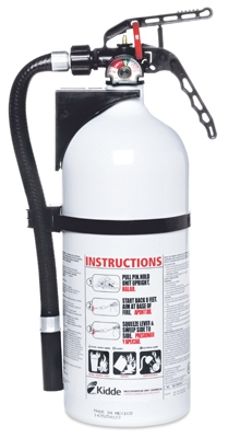 Liv 2A10BC Extinguisher