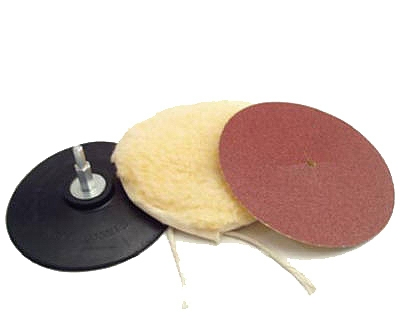 5-In. Polishing & Sanding Kit