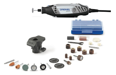 Variable-Speed Rotary Tool Kit