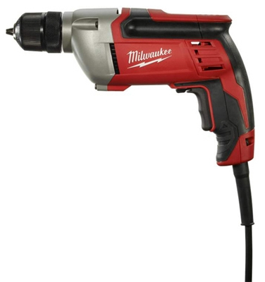 Drill, 8-Amps, Variable-Speeds,3/8-In.