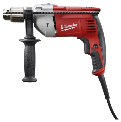 Rotary Hammer Drill, 1/2-In., 8-Amp, 0-2,800 RPM & 0-48,000 BPM
