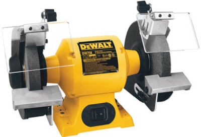 3/4-HP 8-Inch 205mm Heavy-Duty Bench Grinder