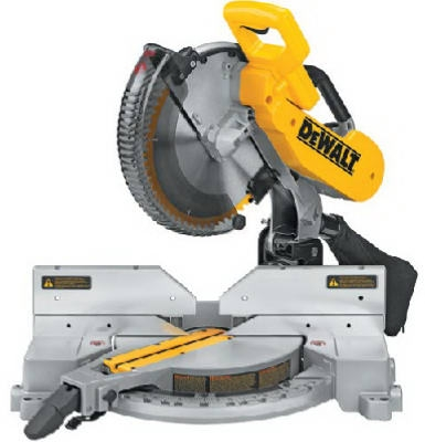Compound Miter Saw, 12-Inch, 15A, 4000 RPM