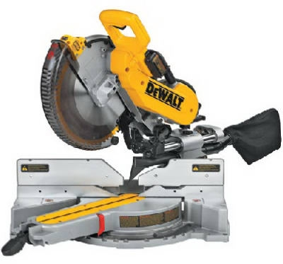 Sliding Compound Miter Saw, 12-Inch, 15A