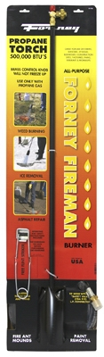 Weed Burner & Ice Melter Propane Torch, 500,000-BTU