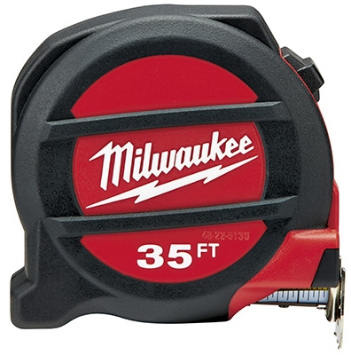 Tape Measure, 35-Ft.