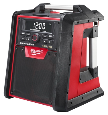 M18 Jobsite Radio/Charger, 18-Volt