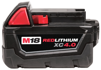 M18 Red Lithium XC 4.0 System Starter Kit