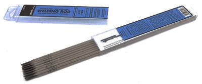 E7018 Welding Rod, 3/32-In., 1-Lb.