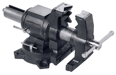 Multi-Purpose Vise, Heavy-Duty, 5-In.