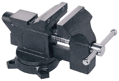 Workshop Bench Vise, Light-Duty, 4.5-In.