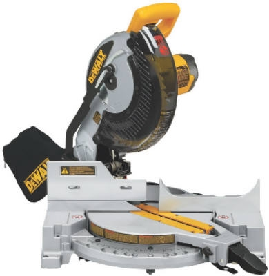 10-Inch 254mm Compound Single-Bevel Miter Saw