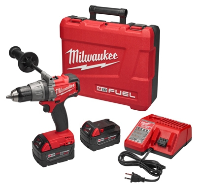 M18 FUEL™  Hammer Drill/Driver Kit, 1/2-In.