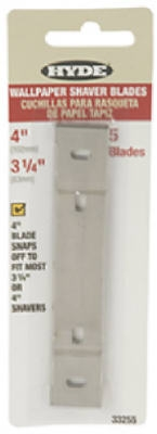Shaver Replacement Blades, Universal, 5-Pk.