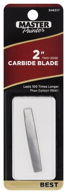 2-In. 2-Edge Carbide Replacement Blade