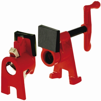 Pipe Clamp, H-Style, 1/2-In.