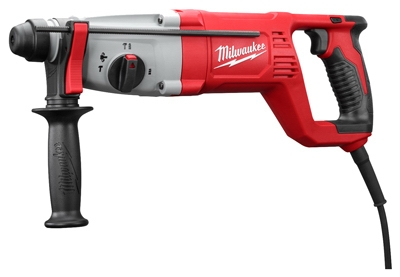 SDS Plus Rotary Hammer Kit, 1-In.