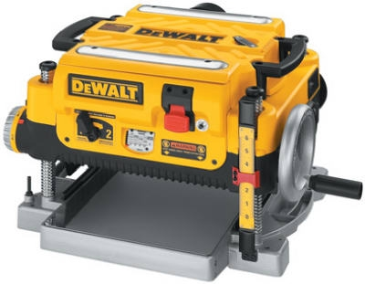 Heavy-Duty Portable 2-Speed Planer, 13-Inch