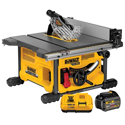 FLEXVOLT Max Table Saw, 60-Volt