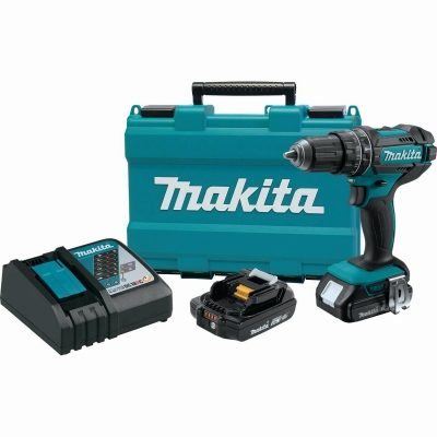 18V Compact Lithium-Ion Cordless 1/2