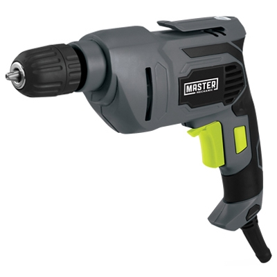 Rotary Drill Driver, 6-Amp, 3/8-In.