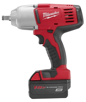 M18 High-Torque Impact Wrench, 12-In., 18-Volts