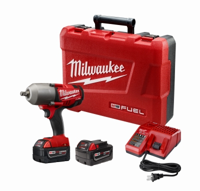 M18 Fuel Cordless High-Torque Impact Wrench, 1/2-In.