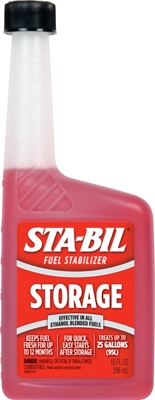Fuel Stabilizer, 10-oz.