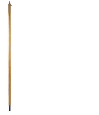 Garden Rake Handle, Level Head, 60-In.