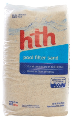 Pool Filter Sand, 50-Lb.