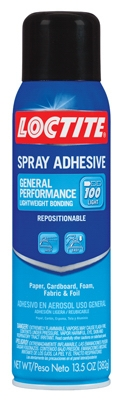 Spray Adhesive, 13.5-oz.