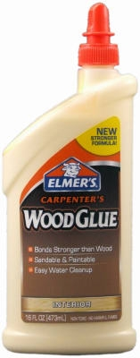 Carpenters Interior Wood Glue, 16-oz.