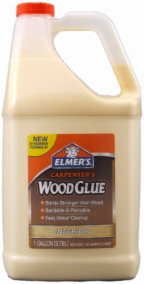 Carpenters Interior Wood Glue, 1-Gal.