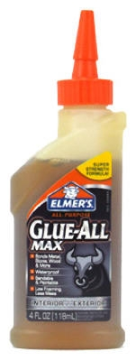 Polyurethane Glue All Max, 4-oz.