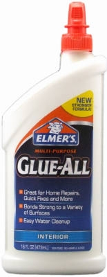 All-Purpose Glue, 16-oz.