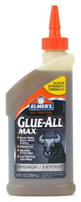 Polyurethane Glue All Max, 8-oz.