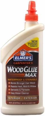 Carpenters Wood Glue Max, 16-oz.