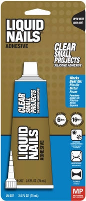 2.5-oz. Clear Small Projects Adhesive
